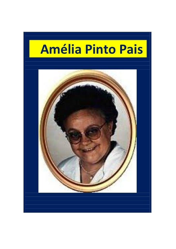 Amélia Pinto Pais