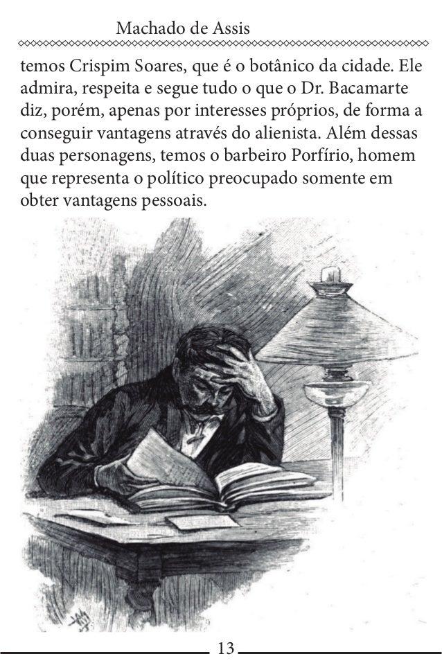 Diagramação - Livro O Alienista