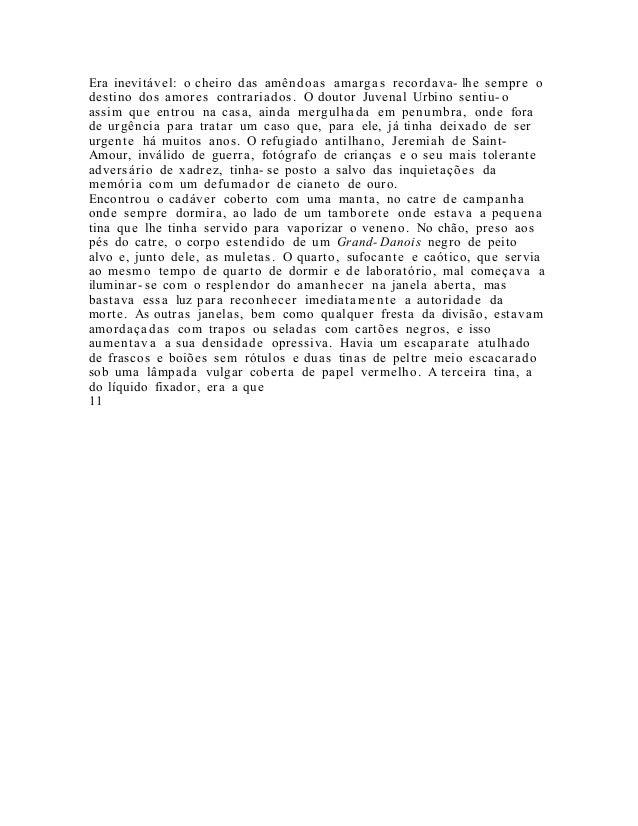 Livro O Amor Nos Tempos De Cólera Gabriel Garcia Márquez