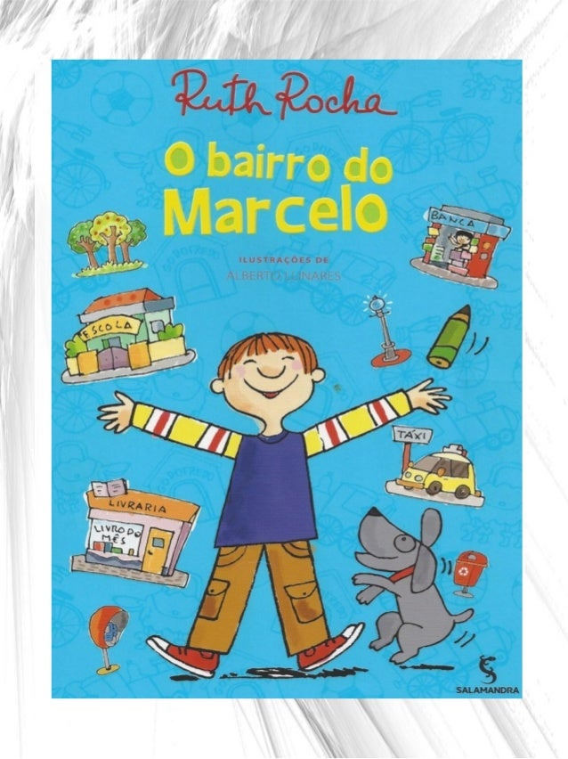 mama.  !bairro do Marcelo  ILUSTRAÇÕES o¡ ALBERTO 3_ LINARtb