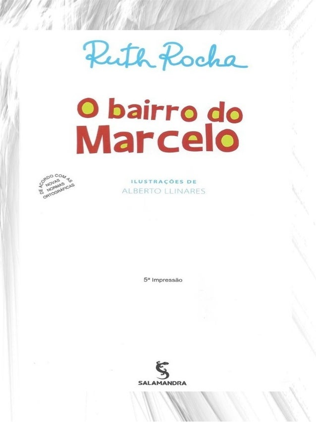 O bairro do Marcelo Slide 3