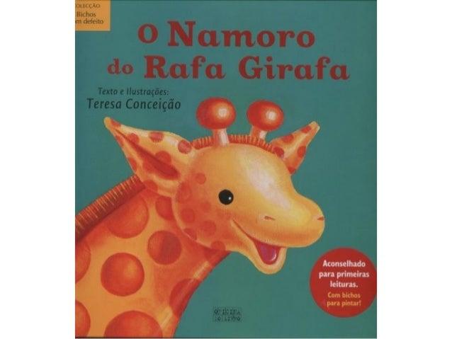 O NAMORO DE RAFA GIRAFA