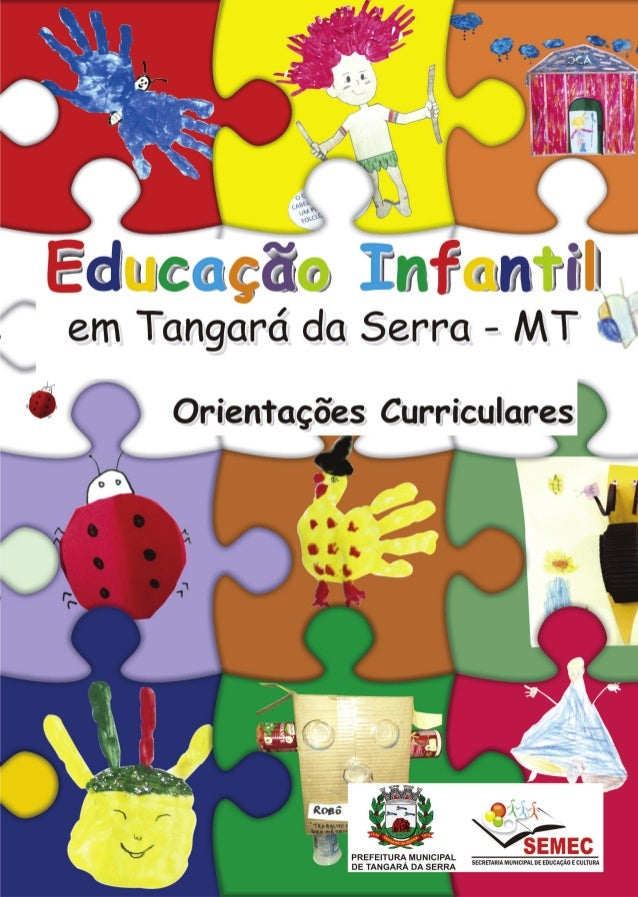 Prefeitura Municipal de Tangará da Serra Secretaria Municipal de Educação e CulturaDepartamento de Gestão Pedagógica e Pol...