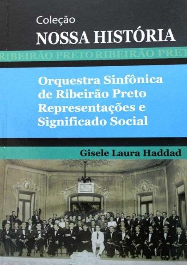 Livro OSRP Gisele Haddad