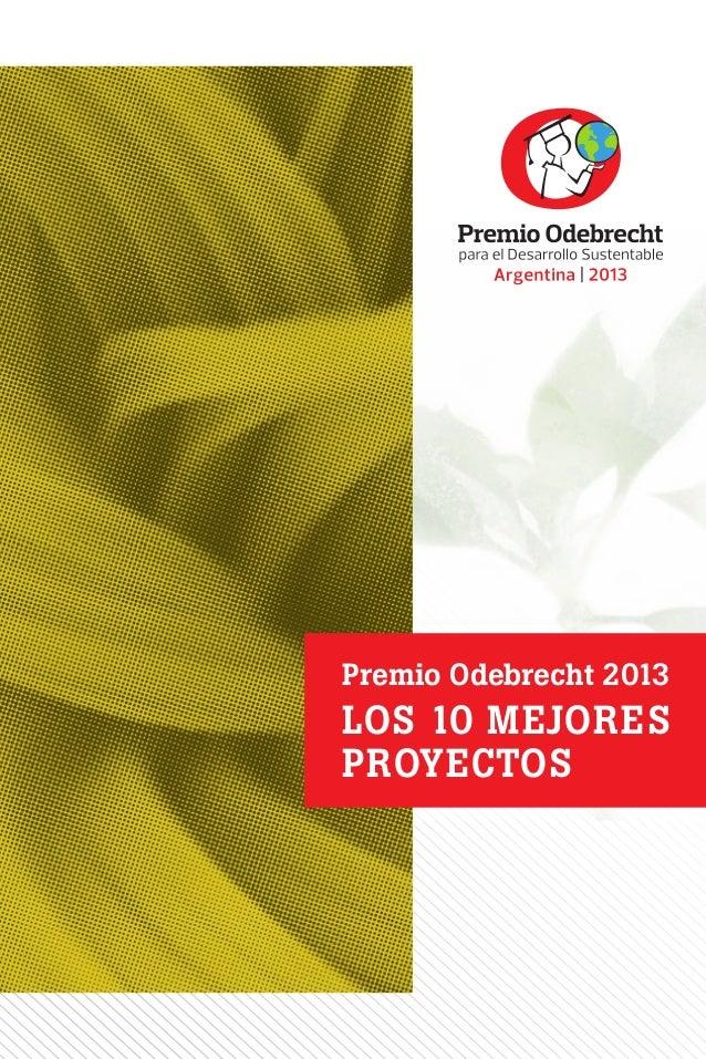 En Odebrecht asumimos el desafío de buscar soluciones que atiendan las necesidades del presente sin compro- meter a las ge...