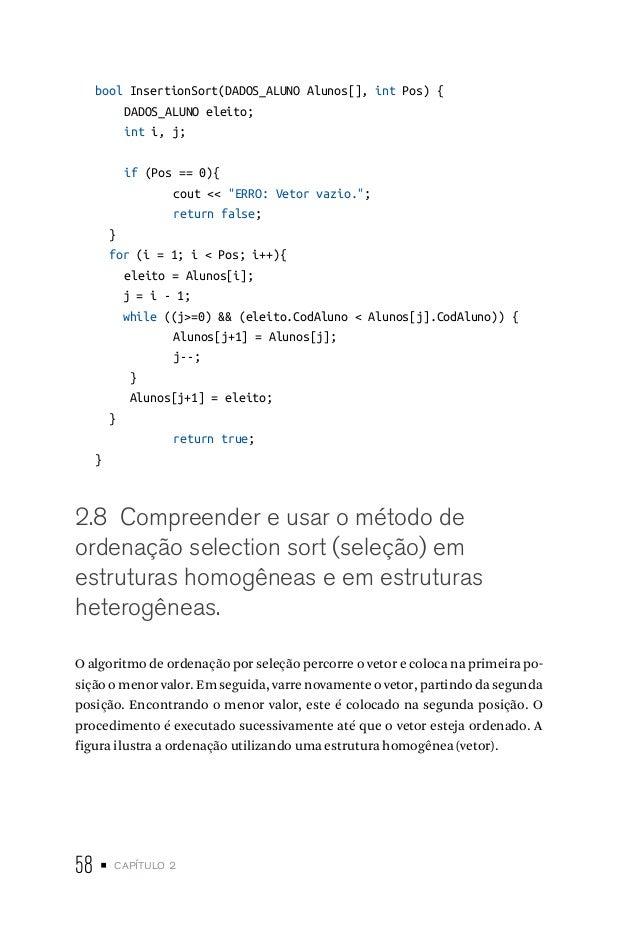 Estruturas De Dados E Seus Algoritmos Pdf