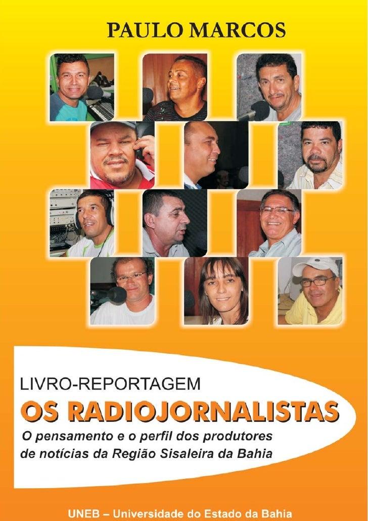 Os radiojornalistas