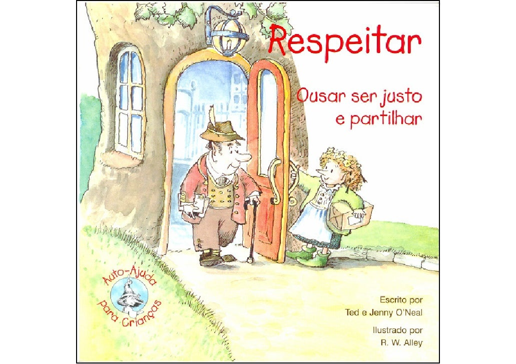 "Livro ""Respeitar..."""