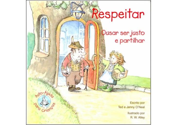 Livro respeitar ham