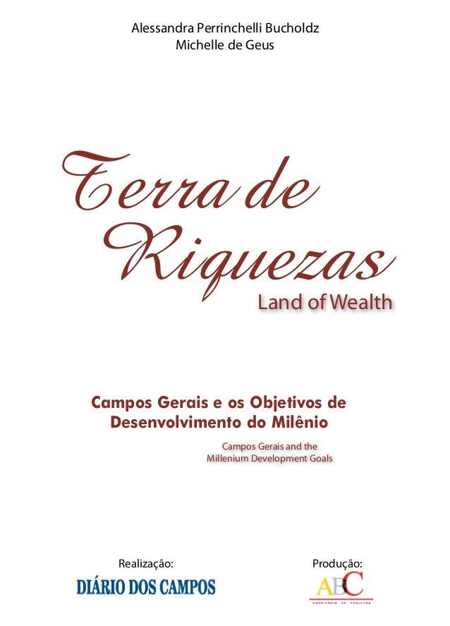 Livro terra de riquezas segunda edicao fandeluxe Gallery