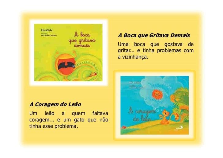 Livros infantis de Rita Vilela Slide 2