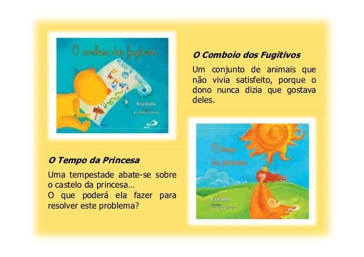 Livros infantis de Rita Vilela Slide 3