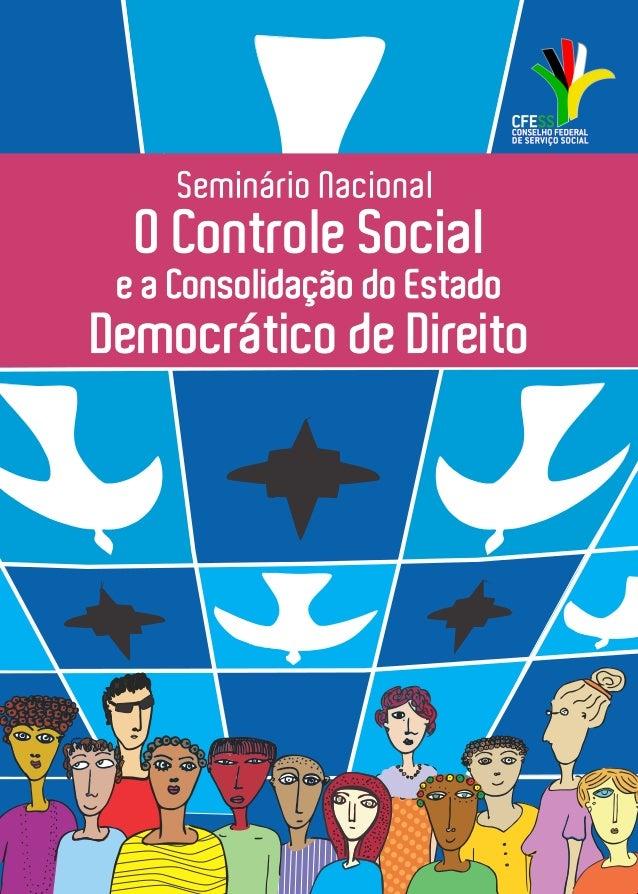 OControleSocialeaConsolidaçãodoEstadoDemocráticodeDireito 1