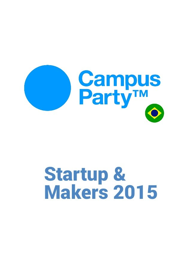 Startup & Makers 2015
