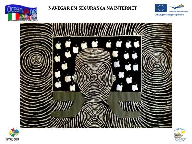 NAVEGAR EM SEGURANÇA NA INTERNET