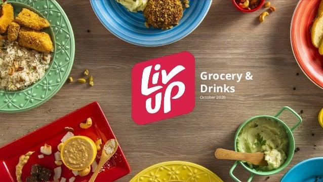 Grocery & Drinks October 2020