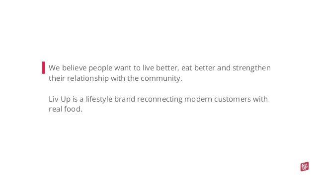 [Grocery&Drinks] Alimentação saudável e personalizada Slide 2