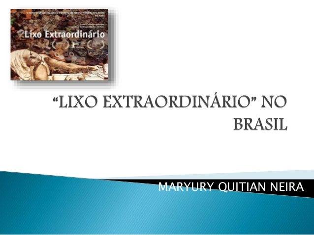 MARYURY QUITIAN NEIRA