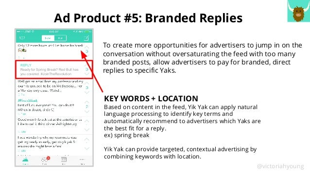 Yik Yak Growth Strategy by Victoria Young