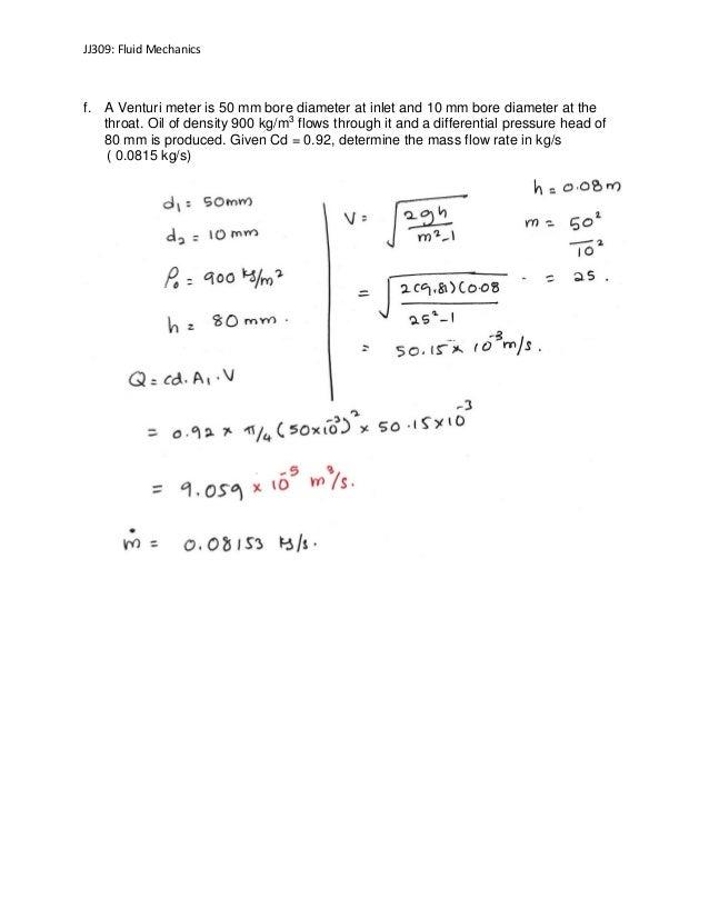 Liza anna jj309 fluid mechanics (buku kerja