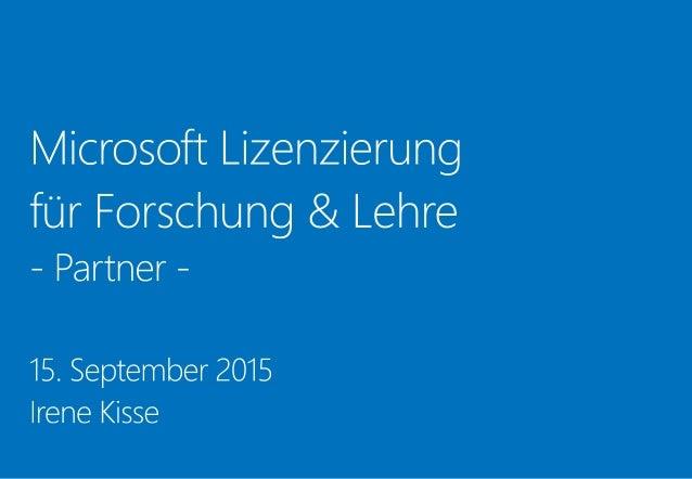 Windows Editionen - Vertriebskanäle