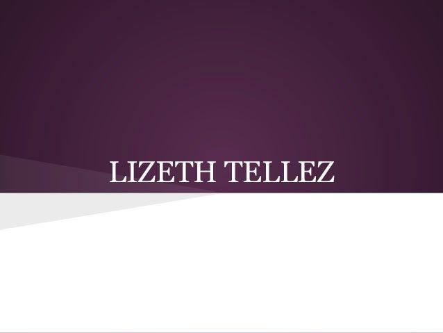 LIZETH TELLEZ