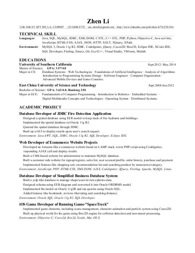 beautiful technical qualifications resume photos simple resume