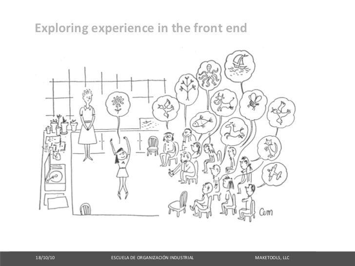 Exploringexperienceinthefrontend     18/10/10ESCUELADEORGANIZACI...