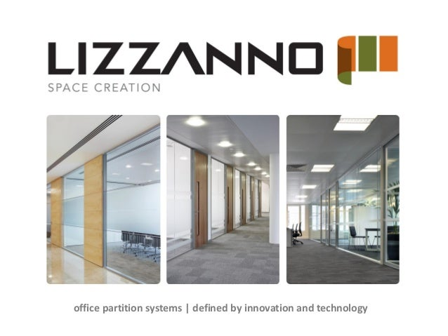 office partition systems | defined by innovation and technology