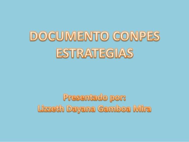 Es la estrategia para consolidar laejecución del plan nacional para laprevención y atención de desastres.