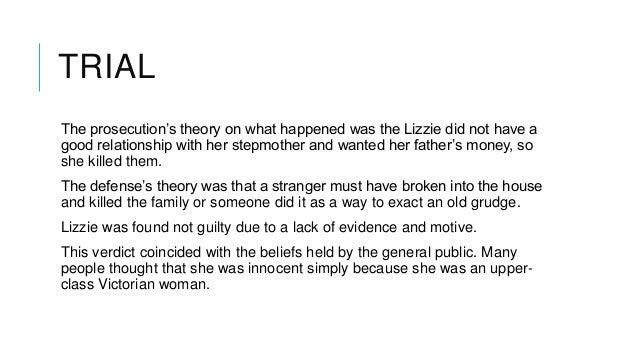 Image result for lizzie borden found innocent