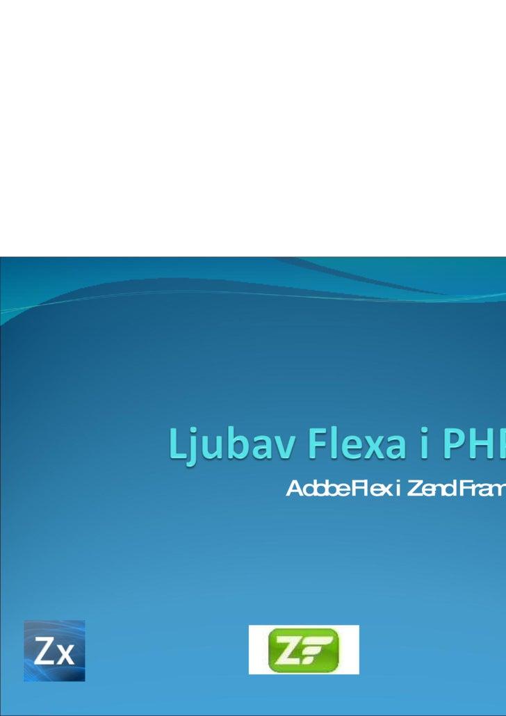 Adobe Flex i Zend Framework
