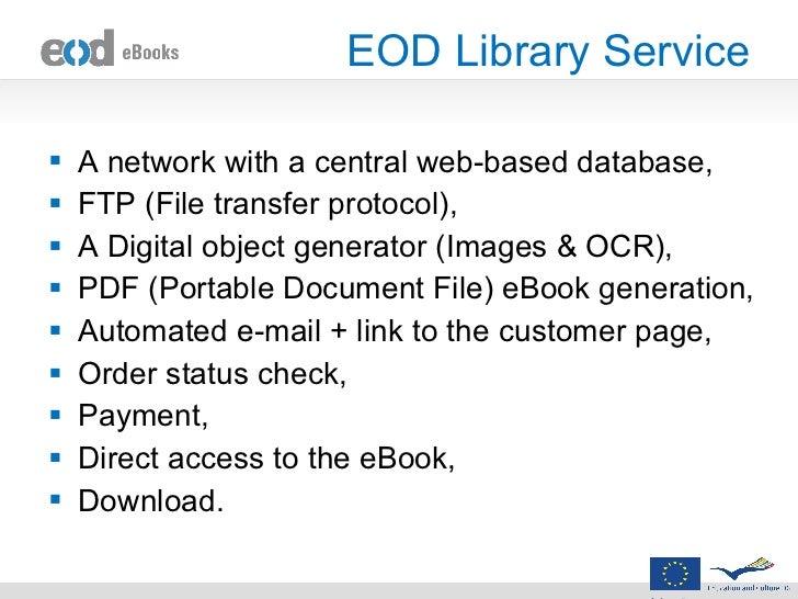Network pdf file computer