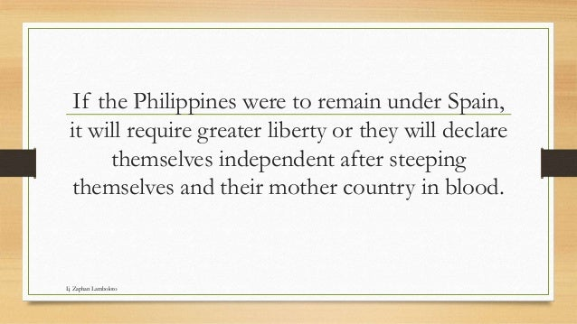 philippines a century hence pi10 Filipinas dentro de cien anos (lit the philippines a century hence) is a socio-political essay written in four parts by josé rizalit is one of the most significant political works of the filipino reform movement in spain, rizal tracing the circumstances that brought about the awakening of the filipino and consequently the birth of the.