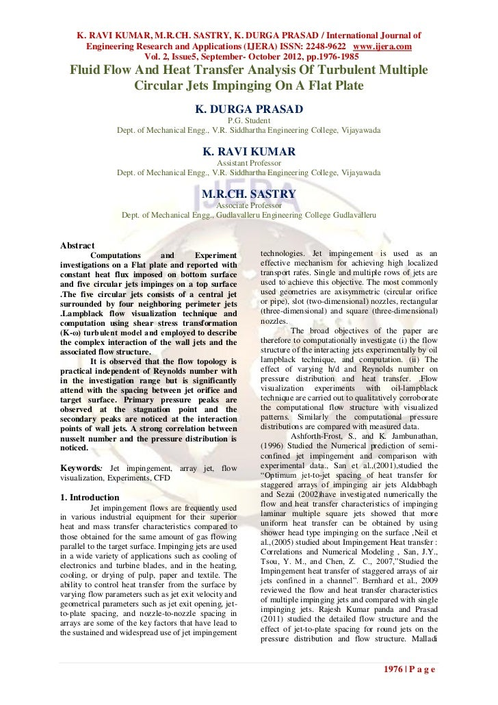 K. RAVI KUMAR, M.R.CH. SASTRY, K. DURGA PRASAD / International Journal of       Engineering Research and Applications (IJE...