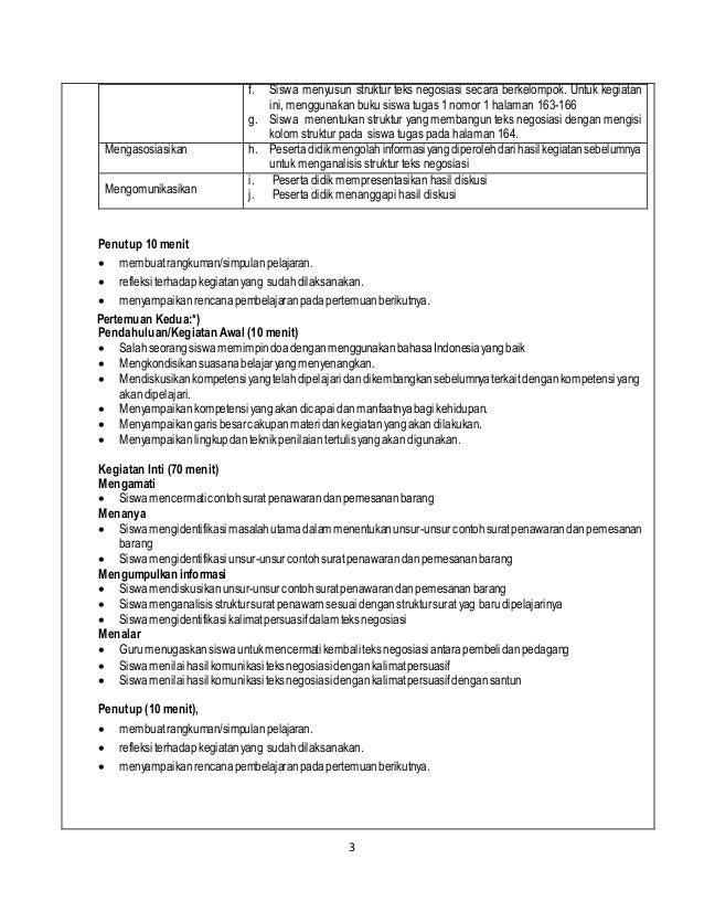 Tugas Bahasa Indonesia K 13 Paket Halaman 163