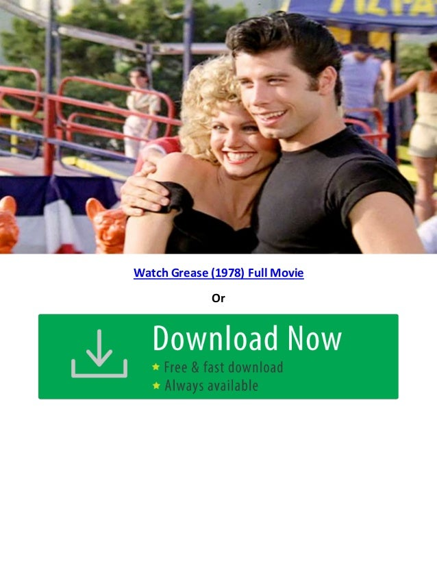 Watch Online Grease