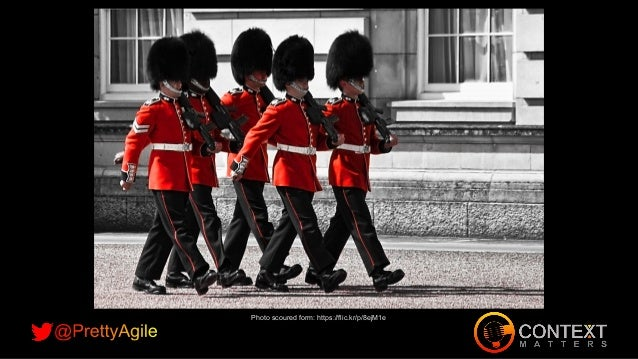 www.prettyagile.com • Improving CI/CD infrastructure is an investment and sometimes the business has to foot the bill • ...