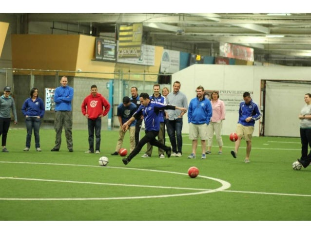 Lil' Kickers Conference 2015