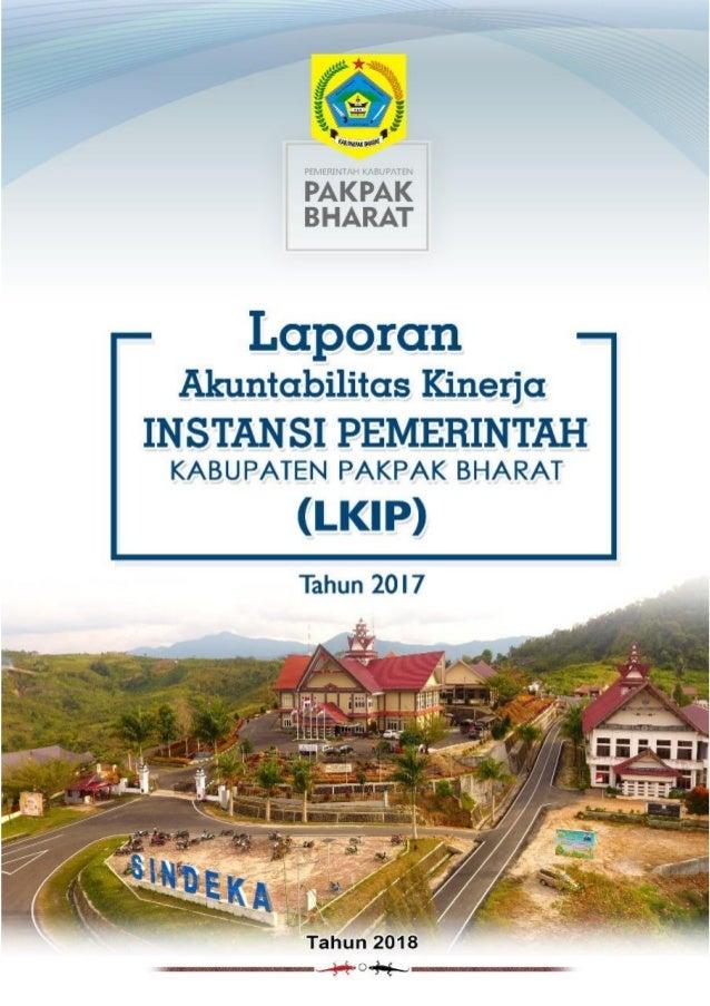 Lkip Kab Pakpak Bharat Tahun 2017