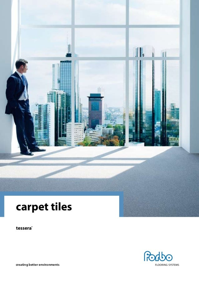 carpet tiles creating better environments
