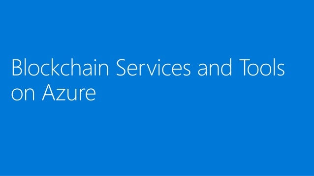 Building an end-to-end blockchain app is a huge undertaking Manually deploy ledger Write business logic Orchestrate signin...