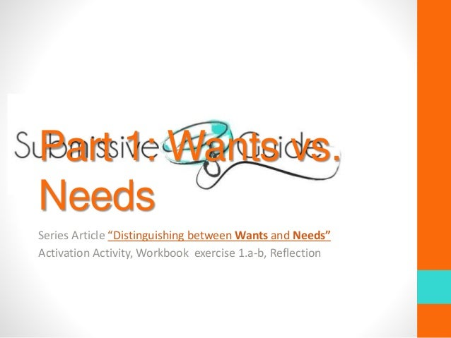 submissive guide wants and needs part 1 rh slideshare net Submissive Little Wolves Submissive Little Wolves
