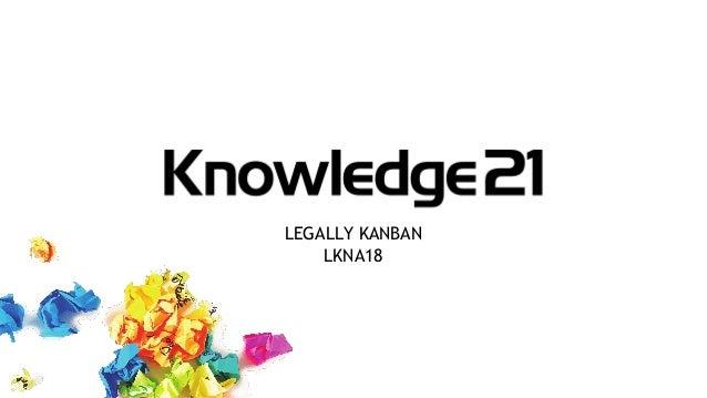 LEGALLY KANBAN LKNA18