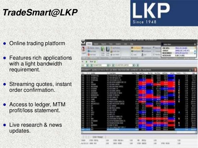 PARTNER WITH LKP Have strong relationships with over 475 Institutions & Corporates.