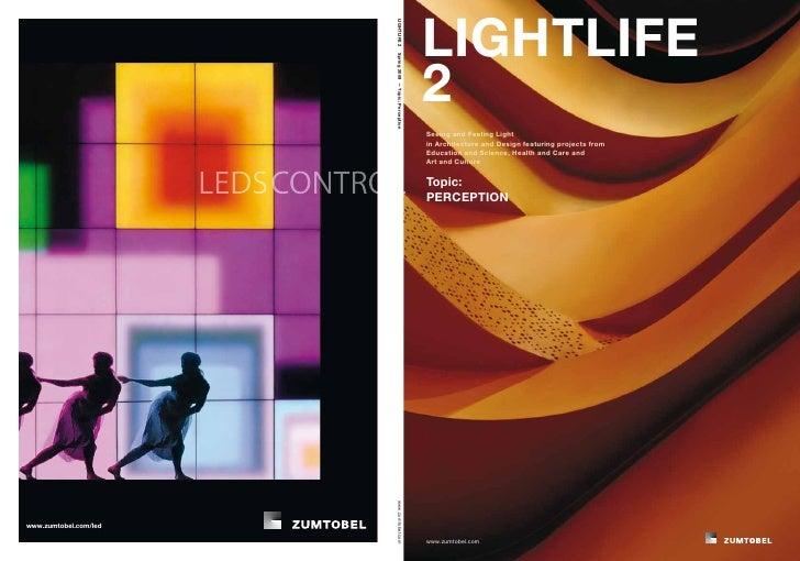 LightLife LightLife 2                                       2 Spring 2009 — topic: Perception                             ...