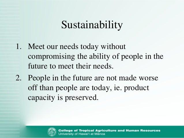 Sustainable Tourism Development Presentation Slide 2
