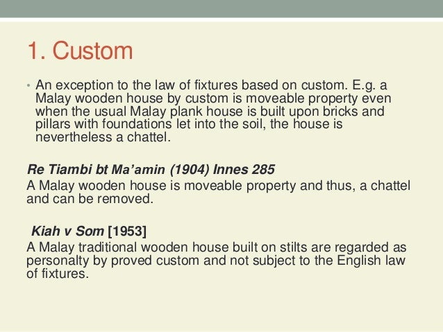LAND LAW 1 Definition of Land REVISED 2014