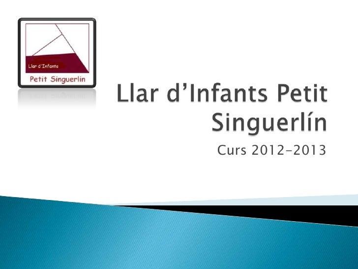 Curs 2012-2013