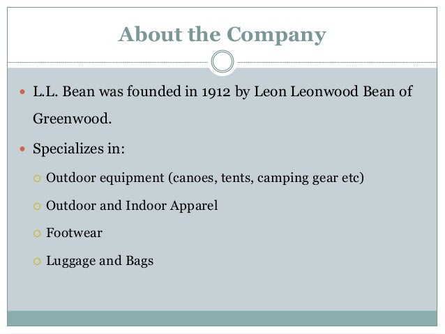 L.L. Bean Inc.: Item Forecasting and Inventory Management Harvard Case Solution & Analysis